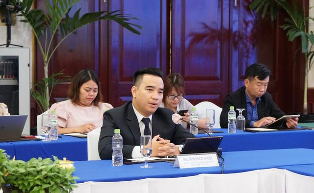 Ông Võ Huỳnh Tuấn Kiệt, Giám đốc bộ phận nhà ở CBRE Việt Nam
