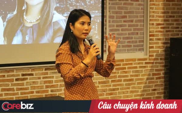 Bà Trang Bùi chia sẻ đầu tư theo cách phân tán rủi ro