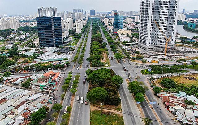 """TP.HCM quy hoạch đô thị Vệ Tinh Nam Sài Gòn, gỡ bỏ """"chiếc áo"""" chật hẹp"""